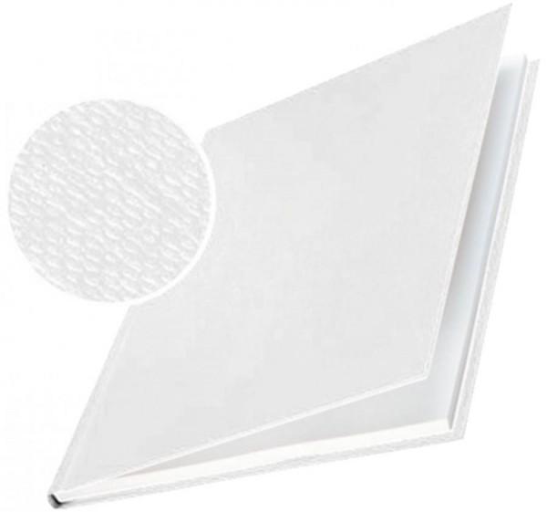 LEITZ Buchbindemappe impressBind, A4, 10,5 mm, weiß, Hard