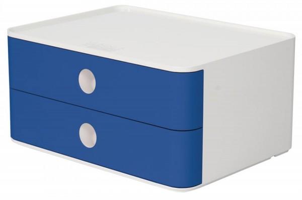 HAN Schubladenbox SMART-BOX ALLISON, stapelbar, royal blue