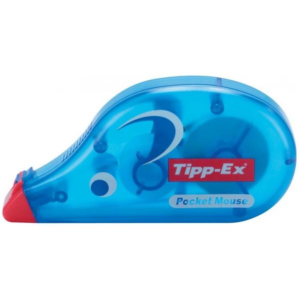 Tipp-Ex Korrekturroller ´Pocket Mouse´, 4,2 mm x 10 m