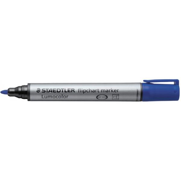 STAEDTLER Lumocolor Flipchart-Marker 356, rot