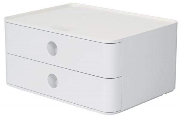 HAN Schubladenbox SMART-BOX ALLISON, stapelbar, snow white