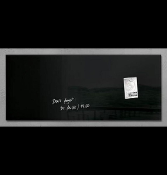 sigel Glas-Magnettafel ´artverum´, (B)1.300 x (H)550 mm