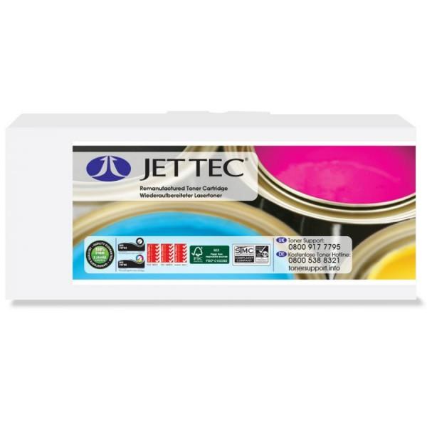 JET TEC Toner H021701 ersetzt hp CF217A, schwarz