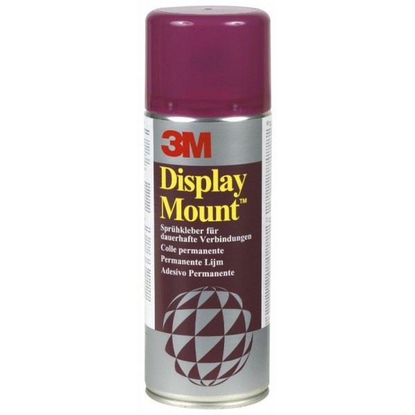3M Scotch Sprühkleber ´Spray-Mount´, 400 ml
