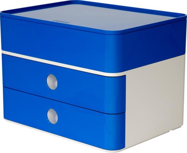 HAN Schubladenbox SMART-BOX plus ALLISON, flamingo rose
