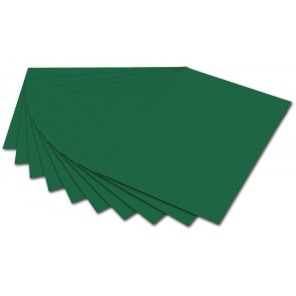 folia Fotokarton, DIN A4, 300 g/qm, tannengrün