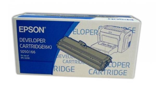 Original Toner für EPSON EPL6200/EPL6200N, schwarz