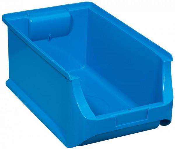 allit Sichtlagerkasten ProfiPlus Box 4, aus PP, blau