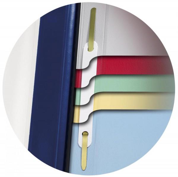 DURABLE Organisationshefter DIVISOFLEX, DIN A4, blau