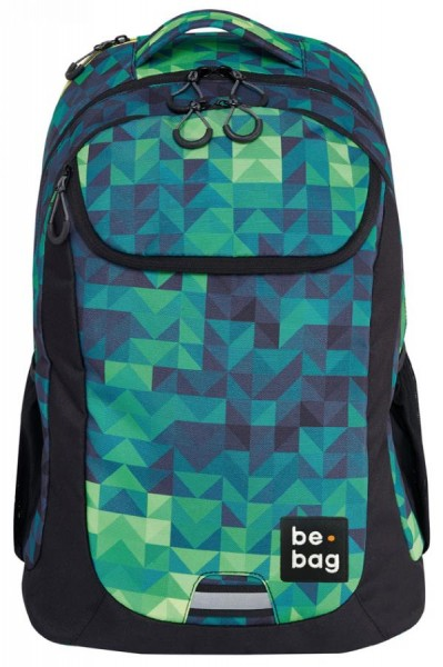 herlitz Schulrucksack be.bag be.active ´monster party´