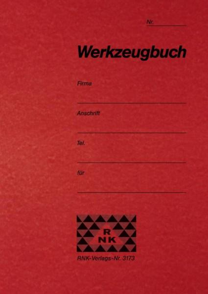 RNK Verlag Werkzeugbuch, DIN A6