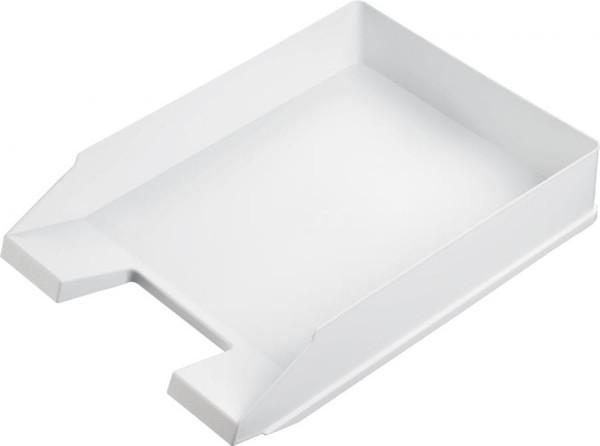 helit Briefablage ´the staff´, DIN A4, Polystyrol, weiß