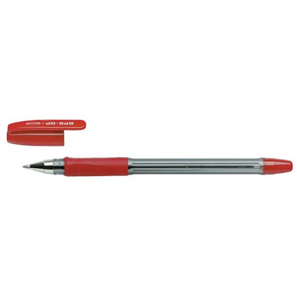 PILOT Kugelschreiber BPS-GP, rot, Strichstärke: XB (0,4 mm)