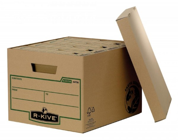 Fellowes BANKERS BOX EARTH Archiv-/Transportbox Standard