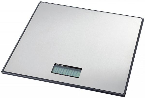 MAULglobal Paketwaage, Tragkraft: 25 kg, Farbe: schwarz