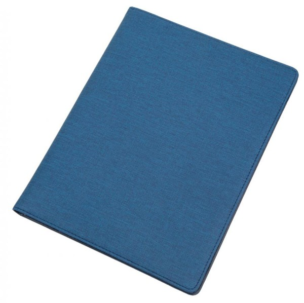 Alassio Schreibmappe ´BALOCCO´, DIN A4, blau