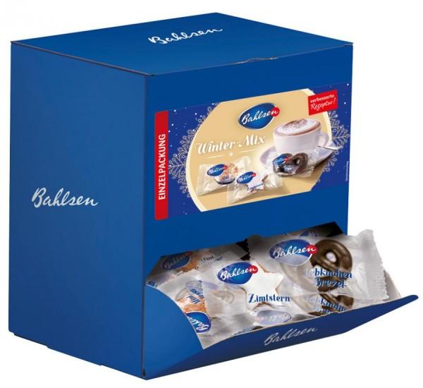 Bahlsen Winter-Mix, im Displaykarton