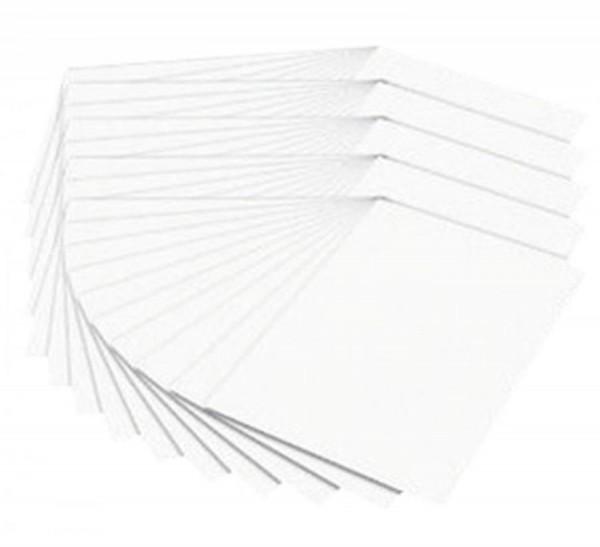 folia Fotokarton, DIN A4, 300 g/qm, weiß