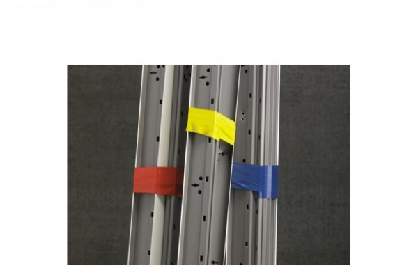 3M Weich-PVC-Klebeband 764i, 50,8 mm x 33 m, braun