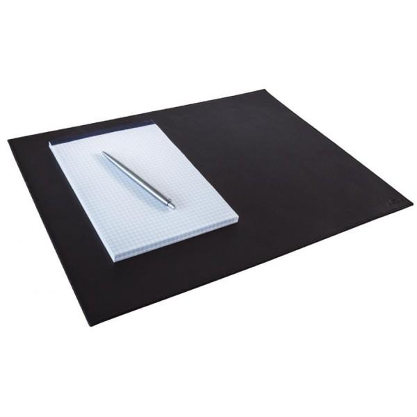 DURABLE Schreibunterlage, Leder, 420 x 300 mm, schwarz