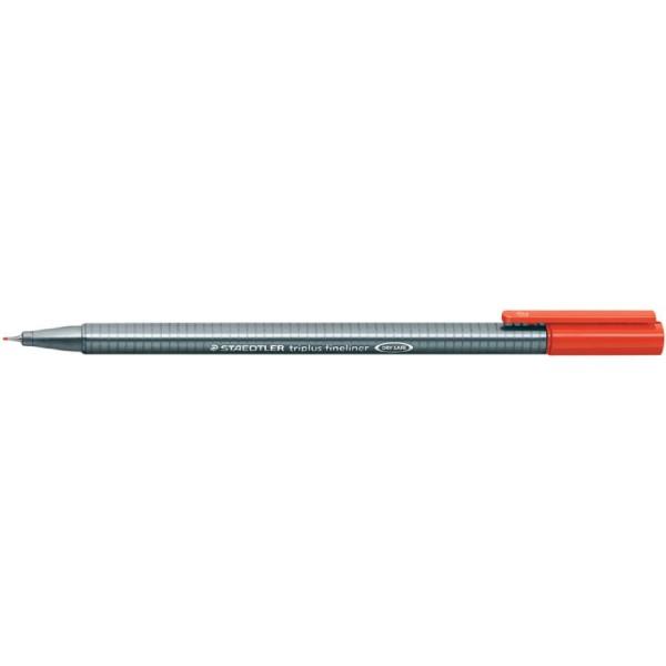 STAEDTLER Fineliner triplus, schwarz, Strichstärke: 0,3 mm