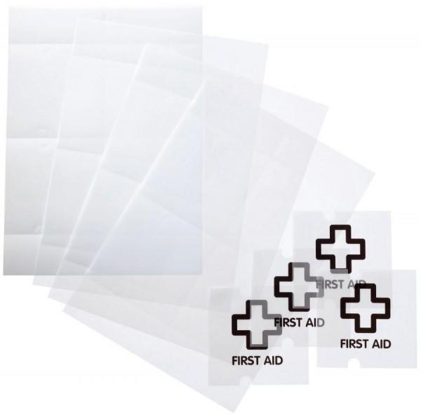 DURABLE Folien CRYSTAL SIGN refill für Türschild 4820