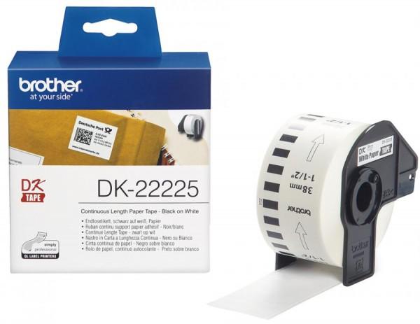 brother DK-22606 Endlos-Etiketten Film, 62 mm x 15,24 m
