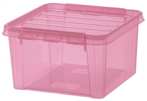 smartstore Aufbewahrungsbox COLOUR 12, 8 Liter, grau