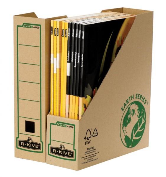 Fellowes BANKERS BOX EARTH Archiv-Stehsammler, braun