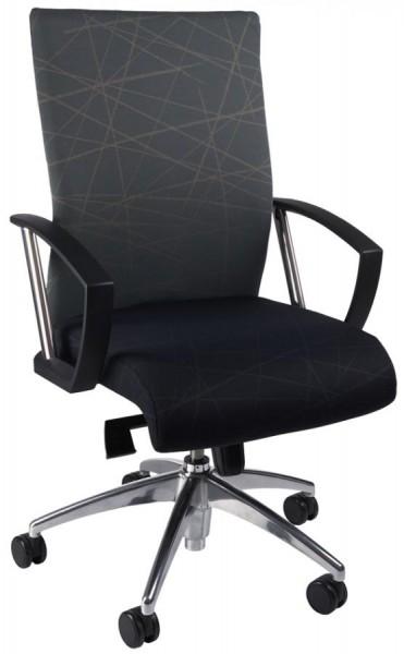 Topstar Design-Bürodrehstuhl ´New Workart´, schwarz