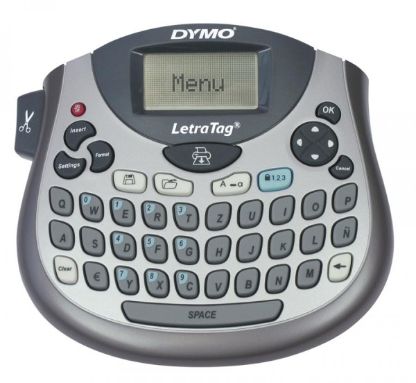 DYMO Tisch-Beschriftungsgerät ´LetraTag LT-100T´