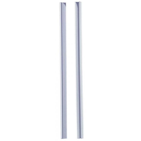 DURABLE Klemmschiene, DIN A5, Füllhöhe: 3 mm, transparent