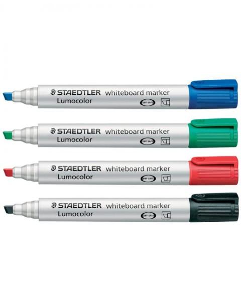 STAEDTLER Lumocolor Whiteboard-Marker 351B, blau