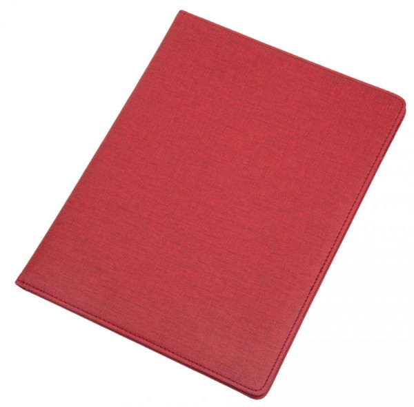 Alassio Schreibmappe ´BALOCCO´, DIN A4, rot