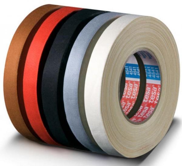 tesa Gewebeband 4541, 50 mm x 50 m, rohweiß