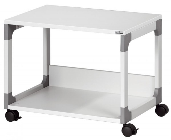 DURABLE Bürowagen SYSTEM Multi Trolley 48, 2 Böden
