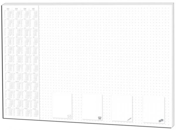 RNK Verlag Papier-Schreibunterlage ´Office - dotted´