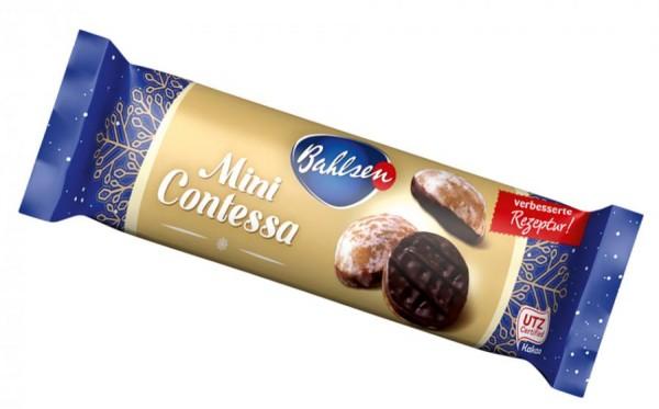 Bahlsen Mini Contessa 3er, im Displaykarton