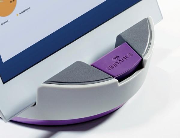 DURABLE VARICOLOR SMART OFFICE Tablet-PC-Ständer TABLET BASE