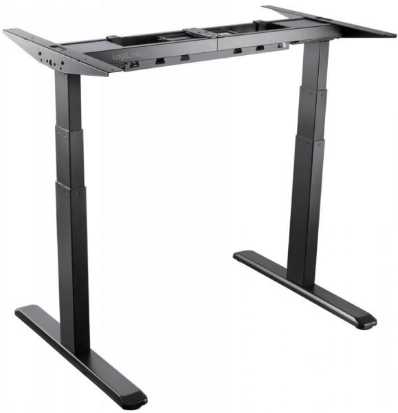 LogiLink Schreibtischgestell, elektrisch, höhenverstellbar