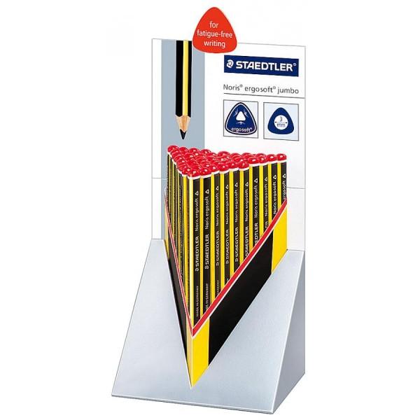 STAEDTLER Bleistift Noris ergosoft, 48er Display