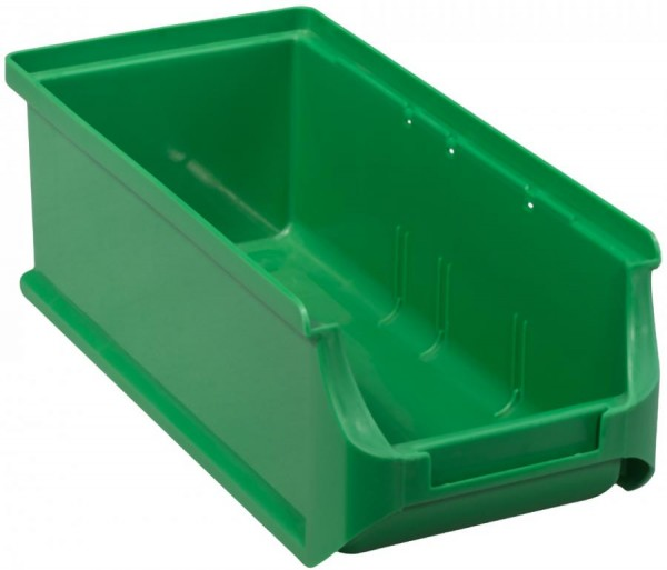 allit Sichtlagerkasten ProfiPlus Box 2L, aus PP, grün