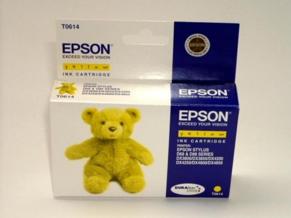 EPSON Tinte DURABrite Ultra für EPSON Stylus D88, gelb