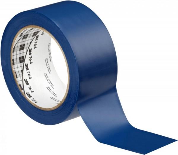 3M Weich-PVC-Klebeband 764i, 50,8 mm x 33 m, blau